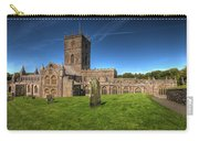 St Davids Cathedral 6 Carry-all Pouch