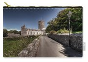 St Davids Cathedral Pembrokeshire 2 Carry-all Pouch