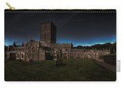 St Davids Cathedral Pembrokeshire Dusk Carry-all Pouch