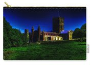 St Davids Cathedral Pembrokeshire Glow Carry-all Pouch