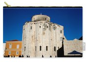 St. Donatus Church In Zadar Carry-all Pouch