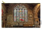 St Dyfnog Carry-all Pouch by Adrian Evans
