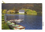 St. Finbarres Oratory And Rowing Boats Carry-all Pouch