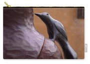 St. Francis Carry-all Pouch by Carol Leigh