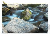 St Francis River At Dusk I Carry-all Pouch