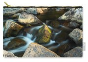 St Francis River At Dusk II Carry-all Pouch