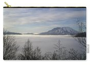 St Helens Above Clouds Carry-all Pouch