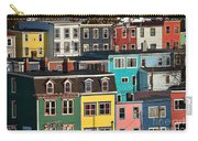 St John Newfoundland Canada Carry-all Pouch
