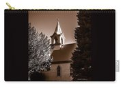 St. John's Lutheran Church In The Trees Carry-all Pouch