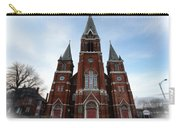 St. Josaphat Roman Catholic Church Detroit Michigan Carry-all Pouch by Gordon Dean II
