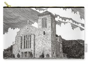 St. Joseph Apache Cathedral Carry-all Pouch