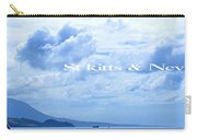 St Kitts And Nevis Poster Carry-all Pouch