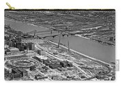 St. Louis Arch Construction Carry-all Pouch