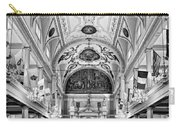 St. Louis Cathedral Monochrome Carry-all Pouch