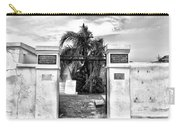 St Louis Cemetery Gate - New Orleans Carry-all Pouch
