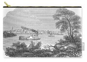 St. Louis, Missouri, 1847 Carry-all Pouch