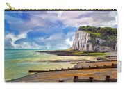 St. Margaret's Bay At Dover Carry-all Pouch