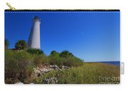 St Marks Lighthouse Along The Gulf Coastst Carry-all Pouch