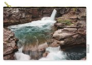 St. Mary Falls Glacier National Park Carry-all Pouch