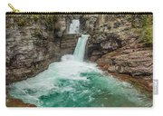 St. Mary Falls In Spring Carry-all Pouch