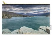 St. Mary Lake Under Stormy Skies Carry-all Pouch