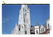 St. Mary's Basilica Carry-all Pouch by Kristin Elmquist