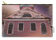 St. Mary's Episcopal Church In Pastel Carry-all Pouch