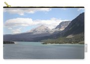 St Marys Lake Glacier National Park Mt Carry-all Pouch