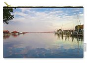 St Michaels Harbor Carry-all Pouch