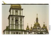 St Michaels Monastery In Kiev - Ukraine Carry-all Pouch