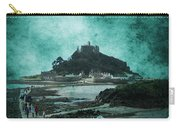 St Michaels Mount Carry-all Pouch