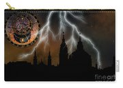 St Nikolas Church - Prague Carry-all Pouch by Michal Boubin