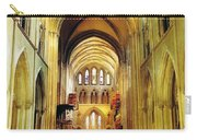 St. Patricks Cathedral, Dublin, Ireland Carry-all Pouch