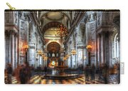 St Paul Cathedral Interior Carry-all Pouch
