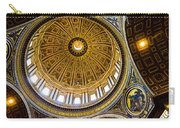 St Peter's Basilica Dome  Carry-all Pouch