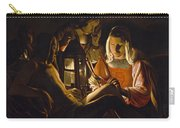 St. Sebastian Tended By Irene Carry-all Pouch