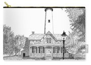 St. Simons Lighthouse Carry-all Pouch