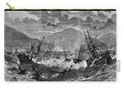 St. Thomas: Hurricane, 1867 Carry-all Pouch