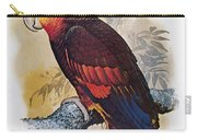 St Vincent Amazon Parrot Carry-all Pouch