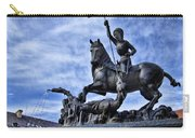 St Vitus Cathedral - St George Statue  Carry-all Pouch