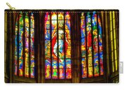 St Vitus Main Altar Stained Glass Carry-all Pouch