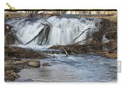 St Vrain River Waterfall Slow Flow Carry-all Pouch