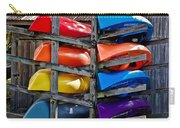 Stacked Emotions Carry-all Pouch by DigiArt Diaries by Vicky B Fuller