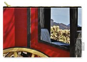 Stagecoach View Carry-all Pouch