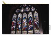 Stained Glass - Bath Abbey Carry-all Pouch