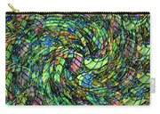 Stained Glass In Abstract Carry-all Pouch