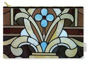Stained Glass Lc 04 Carry-all Pouch