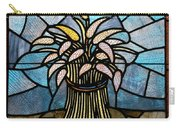 Stained Glass Lc 11 Carry-all Pouch