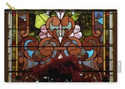 Stained Glass Lc 17 Carry-all Pouch