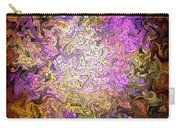 Stained Glass Mosaic Carry-all Pouch